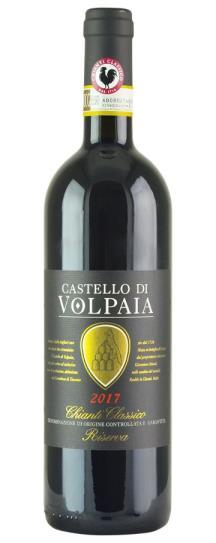 2017 Castello di Volpaia Chianti Classico Riserva