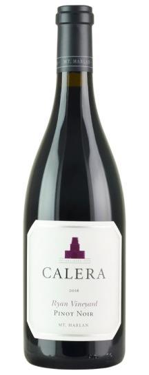 2016 Calera Pinot Noir Ryan Vineyard