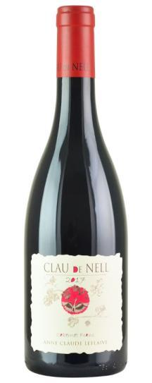 2017 Clau De Nell Cabernet Franc