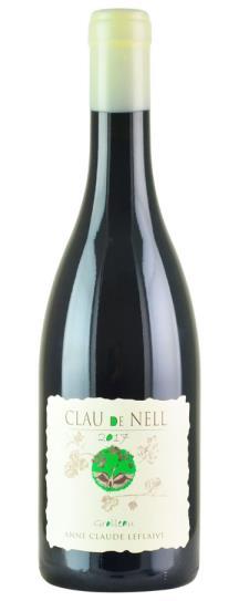 2017 Clau De Nell Grolleau