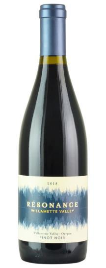2018 Resonance Vineyard Pinot Noir
