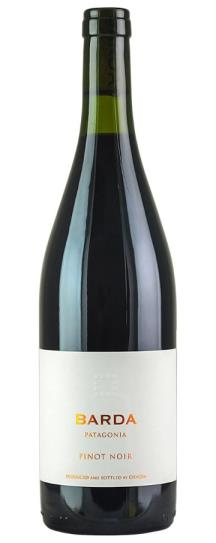 2018 Bodega Chacra Barda Pinot Noir