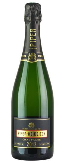 2012 Piper Heidsieck Brut Champagne
