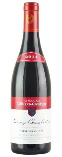2014 Harmand-Geoffroy Gevrey-Chambertin Vieilles Vignes