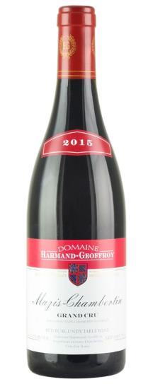 2015 Harmand-Geoffroy Mazis-Chambertin Grand Cru