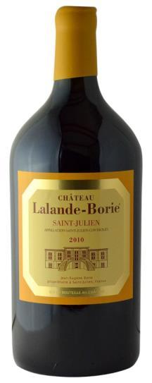 2010 Lalande Borie Ex-Chateau Release 2021