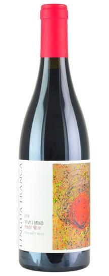 2018 Lingua Franca Mimi's Mind Pinot Noir