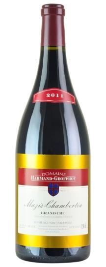 2011 Harmand-Geoffroy Mazis-Chambertin Grand Cru