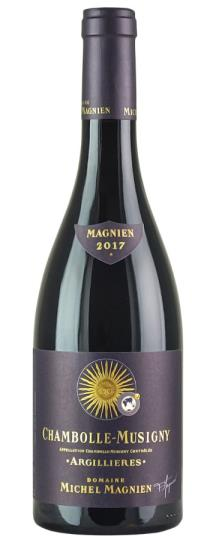 2017 Michel Magnien Chambolle Musigny Les Argillieres