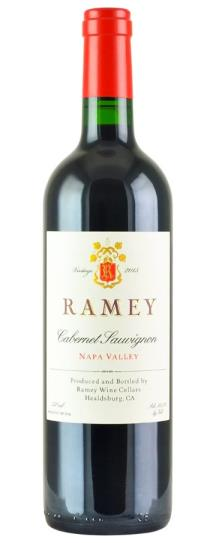 2015 Ramey Cabernet Sauvignon Napa