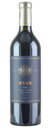 2016 Kerr Cellars Reserve Proprietary Red