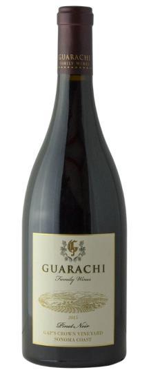 2015 Guarachi Family Wines Gaps Crown Vineyard Pinot Noir