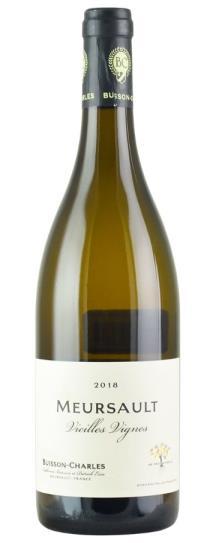 2017 Domaine Buisson-Charles Meursault Vieilles Vignes