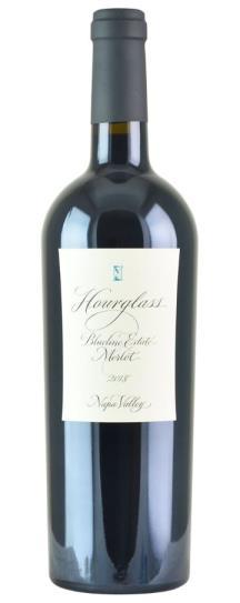 2018 Hourglass Merlot Blueline Vineyard