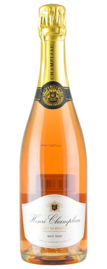 NV Henri Champliau Cremant de Bourgogne Brut Rose