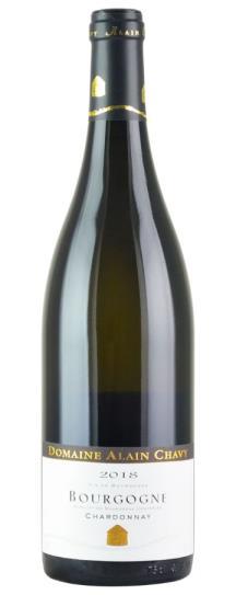 2018 Domaine Alain Chavy Bourgogne Chardonnay