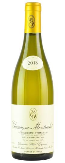 2018 Domaine Blain-Gagnard Chassagne Montrachet 1er Cru La Boudriotte