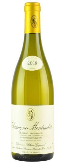 2018 Domaine Blain-Gagnard Chassagne Montrachet Morgeot