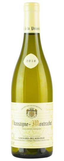 2018 Gagnard-Delagrange Chassagne-Montrachet Blanc