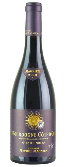 2018 Domaine Michel Magnien Bourgogne
