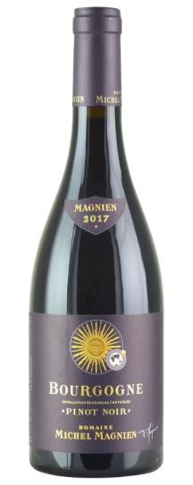 2017 Domaine Michel Magnien Bourgogne
