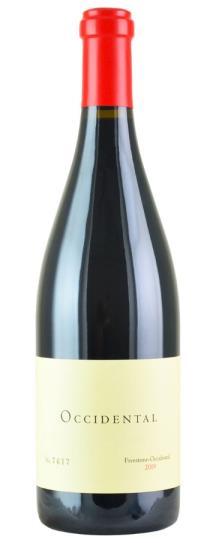 2019 Occidental Pinot Noir