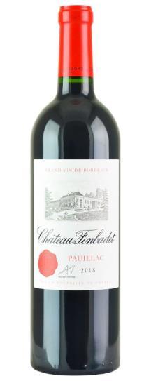 2018 Fonbadet Bordeaux Blend