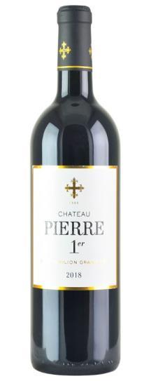 2018 Chateau Pierre 1er Bordeaux Blend