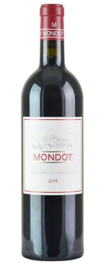 2016 Mondot Bordeaux Blend