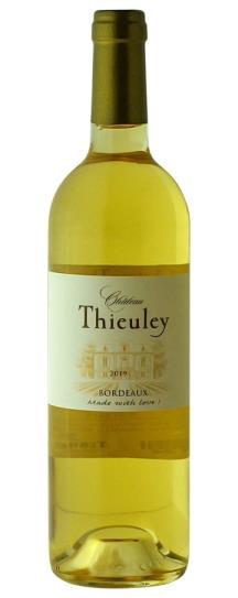 2019 Thieuley Bordeaux Blanc