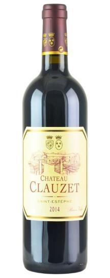 2014 Clauzet Bordeaux Blend
