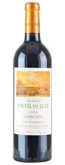 2015 Paveil-de-Luze Bordeaux Blend