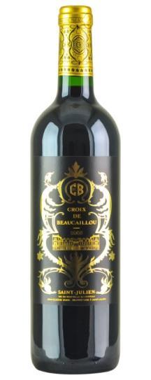 2008 La Croix de Beaucaillou Bordeaux Blend