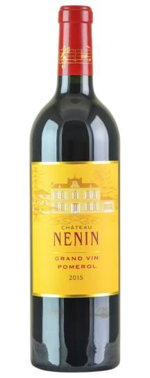 2015 Nenin Bordeaux Blend