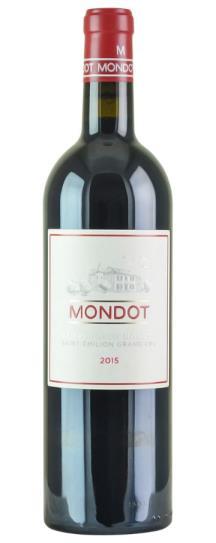 2015 Mondot Bordeaux Blend