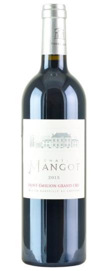 2015 Chateau Mangot Bordeaux Blend