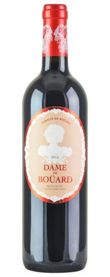 2016 Chateau Clos de Bouard La Dame de Bouard