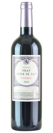 2014 Vraye-Croix-de-Gay Bordeaux Blend