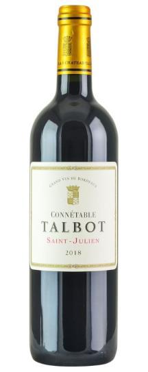 2018 Connetable de Talbot Bordeaux Blend