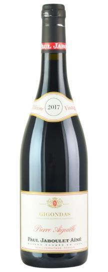 2017 Paul Jaboulet Aine Gigondas Pierre Aiguille