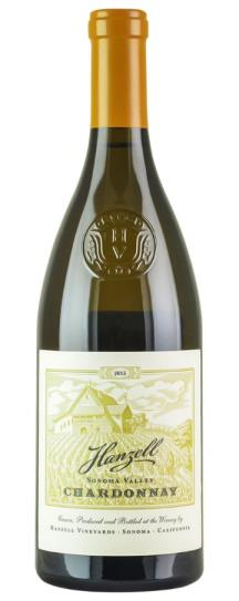 2015 Hanzell Chardonnay