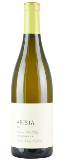 2017 Arista Winery Russian River Valley Chardonnay