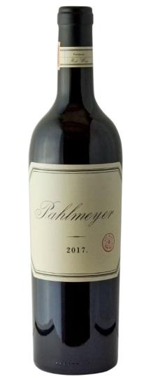 2017 Pahlmeyer Winery Proprietary Red Wine