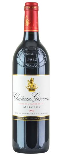 2012 Giscours Bordeaux Blend