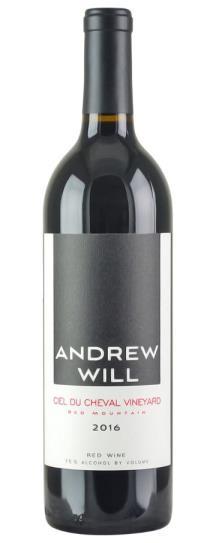 2016 Andrew Will Ciel du Cheval Vineyard