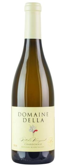 2018 Domaine Della Ritchie Vineyard Chardonnay