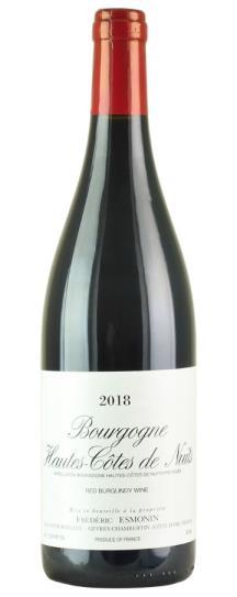 2018 Domaine Frederic Esmonin Bourgogne Hautes Cotes de Nuits
