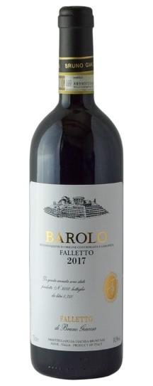 2017 Bruno Giacosa Barolo Falletto