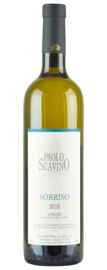 2018 Paolo Scavino Langhe Bianco