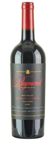 2016 Raymond Calistoga District Collection Cabernet Sauvignon
